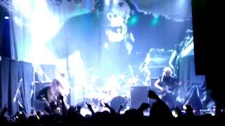 Rob Zombie Demonoid Phenomenon Museum Live Buenos Aires 07 05 2017 HD