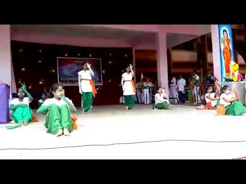 Loyola dance of st ignatius high school gagillapuram