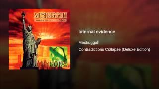 Internal evidence