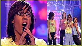 DANIEL KÜBLBÖCK - SUPERMAN (RTL #DSDS - UNITED LIVE 2003) l DAS SUPERTALENT 2003 l #HISTORY DSDS