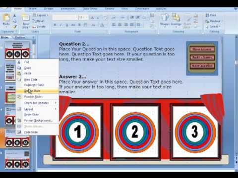 educational powerpoint games - open that door - like let's make a, Modern powerpoint