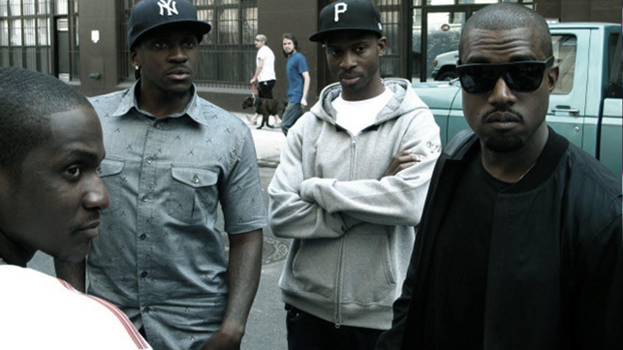 89e24aabc66 Clipse X Kanye West X KAWS - Kinda Like A Big Deal - Behind The Scenes -  YouTube