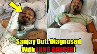 Sanjay Dutt LAST VIDEO Before Diagnosed With Stage 3 Lung CANCER!
