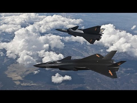 The power of chinese air force new generation planes Just how good is China's new stealth fighter