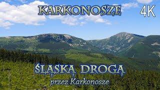 KARKONOSZE » Śląską Drogą przez Karkonosze [4K]