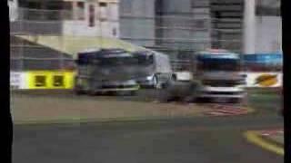 MERCEDES TRUCK RACING