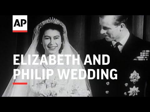 Royal Wedding - Princess Elizabeth - Edited Newsreel Story - 1947