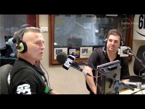 Danny Green & Brett Bonetti - 6PR - 17.2.17