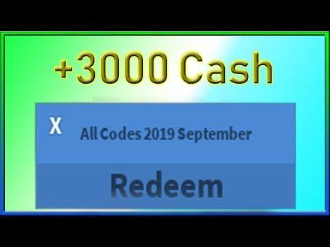 All Codes For Jailbreak 3000 Cash 2019 September Youtube
