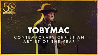 TobyMac Wins Contemporary Christian Artist of the Year