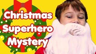 Christmas Superhero Mystery | Christmas Story