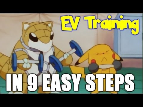 How to EV Train Your Pokémon - Tamashii Hiroka