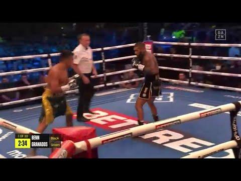 CONOR BENN VS ADRIAN GRANADOS~ DESTRUCTION!!!~ POST FIGHT REVIEW (NO FOOTAGE)