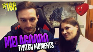 GAETHANOS vs MASSEHANOS | ROHN & IOANA TALK SHOW | Melagoodo Twitch Moments [ITA] #168