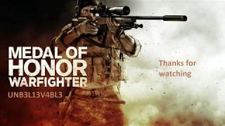 Medal Of Honor Warfighter Multiplayer -- Sniper frag movie -- (PC)