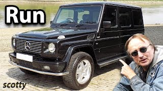 Here's Why Only Doug Demuro Wants a Mercedes G Wagon