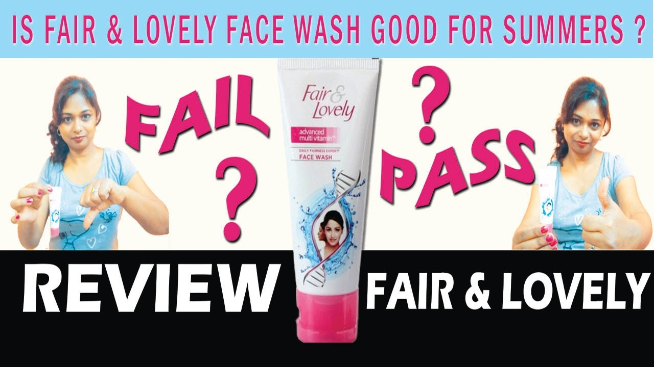 Fair And Lovely Daily Fairness Expert Face Wash Review Facial Foam In Hindi