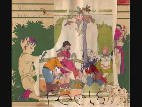 Flesh Canoe - Animal Collective