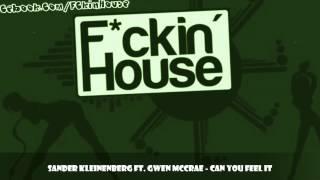 Sander Kleinenberg ft. Gwen McCrae - Can You Feel It (Original Mix)