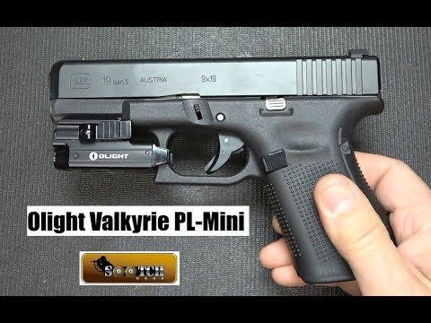 Olight Valkyrie PL Mini Weapons Light