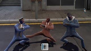 Team Fortress 2- Нуб играет Шпионом- Самая весёлая игра!!!
