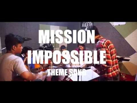 Mission Impossible Theme Song - Covered by Music Of Six Guitar Ensemble