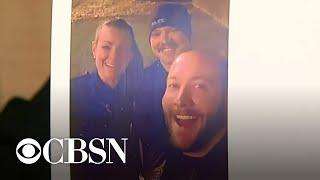Photos show officers reenacting chokehold on Elijah McClain