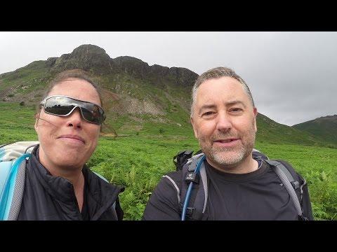 Buckbarrow Seatallan and Middle Fell