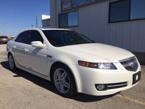 2007 Acura Tl Type S Review