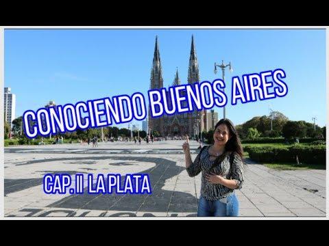 Conociendo BA | La Plata - Argentina | Anto Pitado