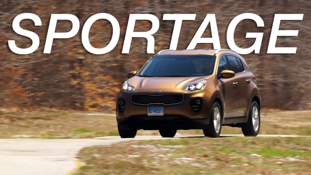 2017 Kia Sportage Quick Drive Consumer Reports