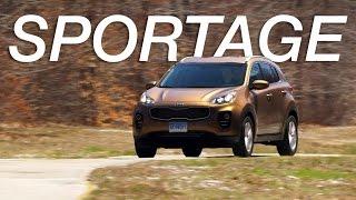 2017 Kia Sportage Quick Drive | Consumer Reports