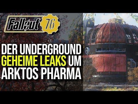 Versteckte Infos zum Underground | Wild Appalachia DLC | Fallout 76 thumbnail