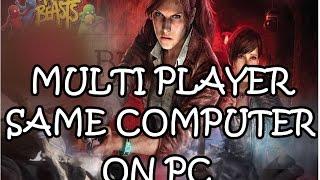 Top 15 Pc Games Multiplayer/ Splitscreen/ co op / shared / offline Part 1