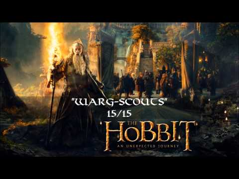 15. Warg-Scouts 1.CD - The Hobbit: an Unexpected Journey