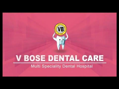 Prosthodontics | V Bose Dental Care | Dr.Vinod Bose | Dentist  |  Madurai | Makkal TV