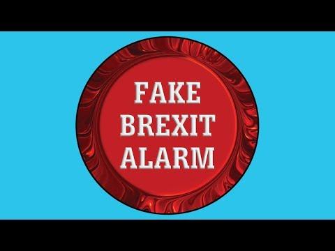 Fake Brexit Deal Alarm Bells Already Ringing!