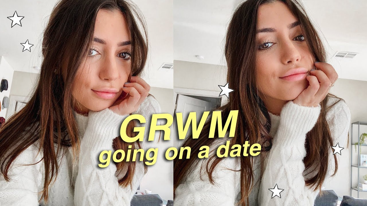 Get Ready With Me For A 1st Date Dating Life Update Youtube Have a good plan for your first meet up. get ready with me for a 1st date dating life update