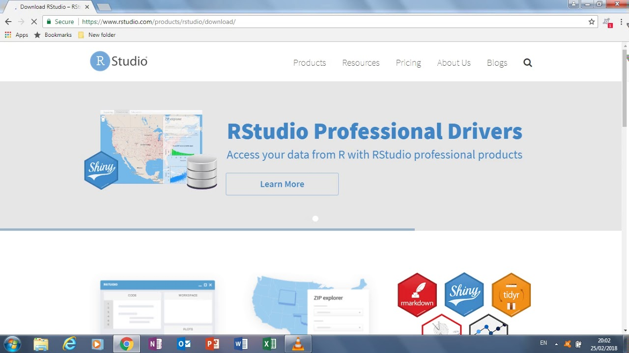 Download RStudio for Windows - YouTube Download RStudio for Windows