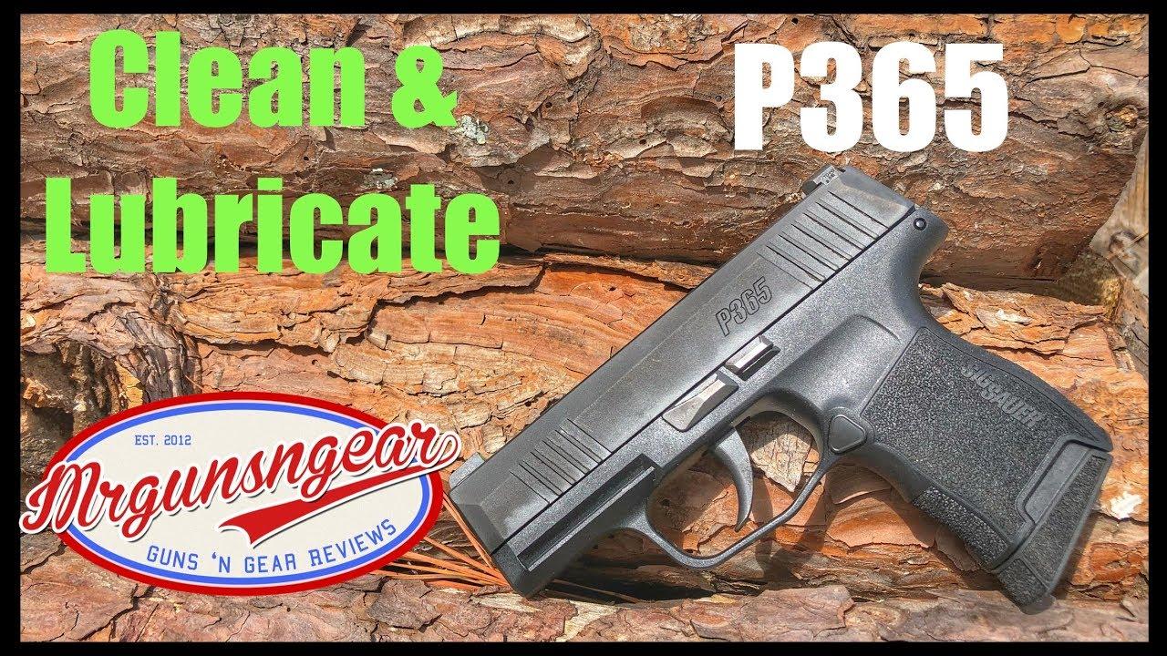 Sig P365 Review [2019 + Video] - Best CCW Handgun