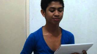 Repeat youtube video Manhid ka  by vice ganda Cover ( Versem B. Gonzales  )