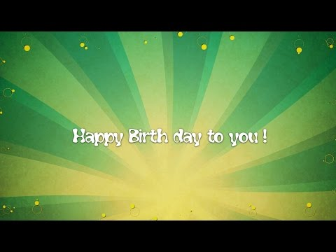 BEST HAPPY BIRTHDAY SONG (African Rythm)