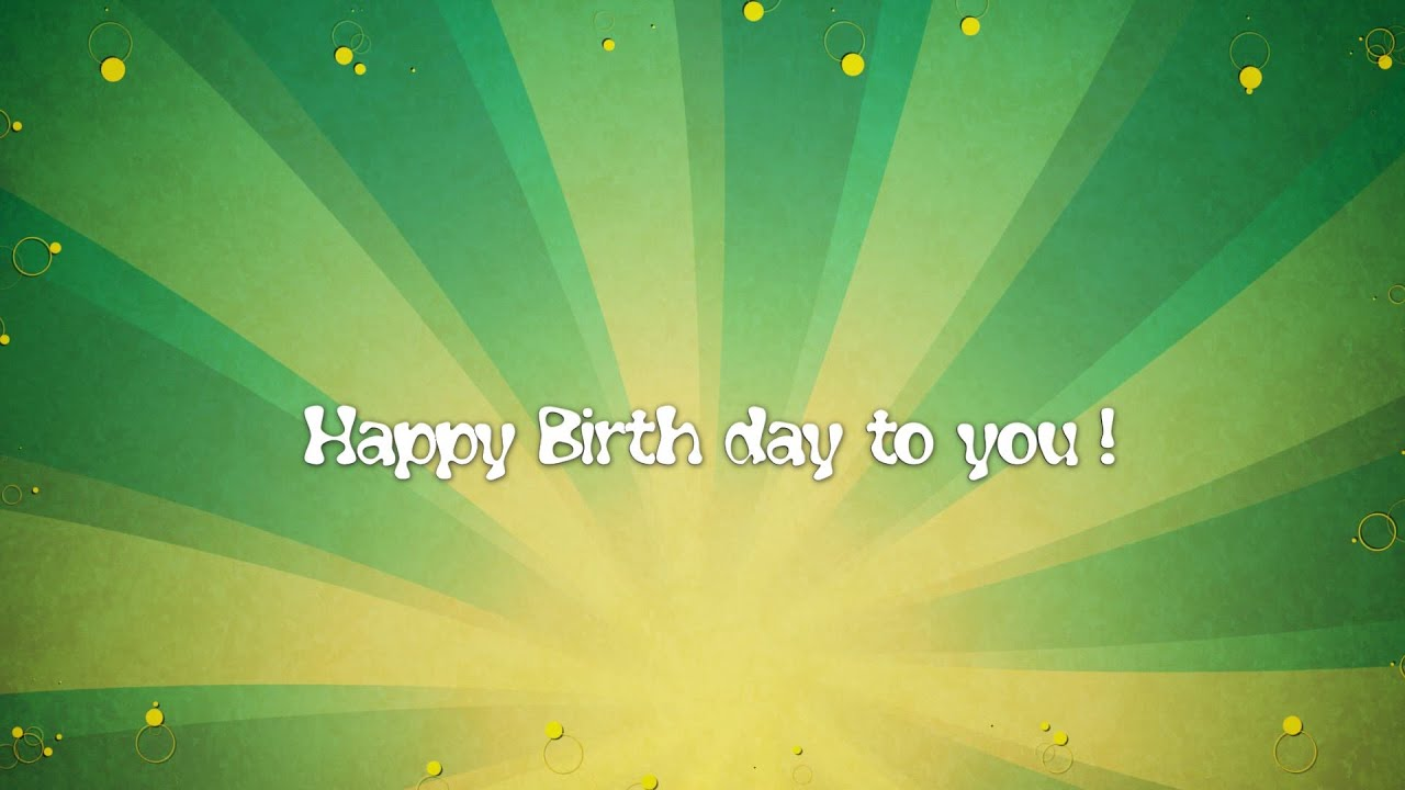 Happy Birthday Quotes In Zulu ~ Best happy birthday song african rythm youtube