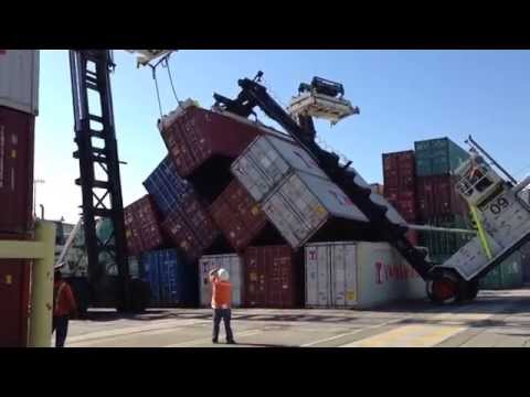 Port of Los Angeles accident