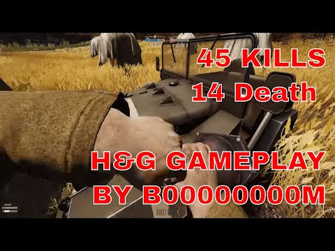 B00000000M gameplay - 45 Kills / 14 Death  with German infantry
