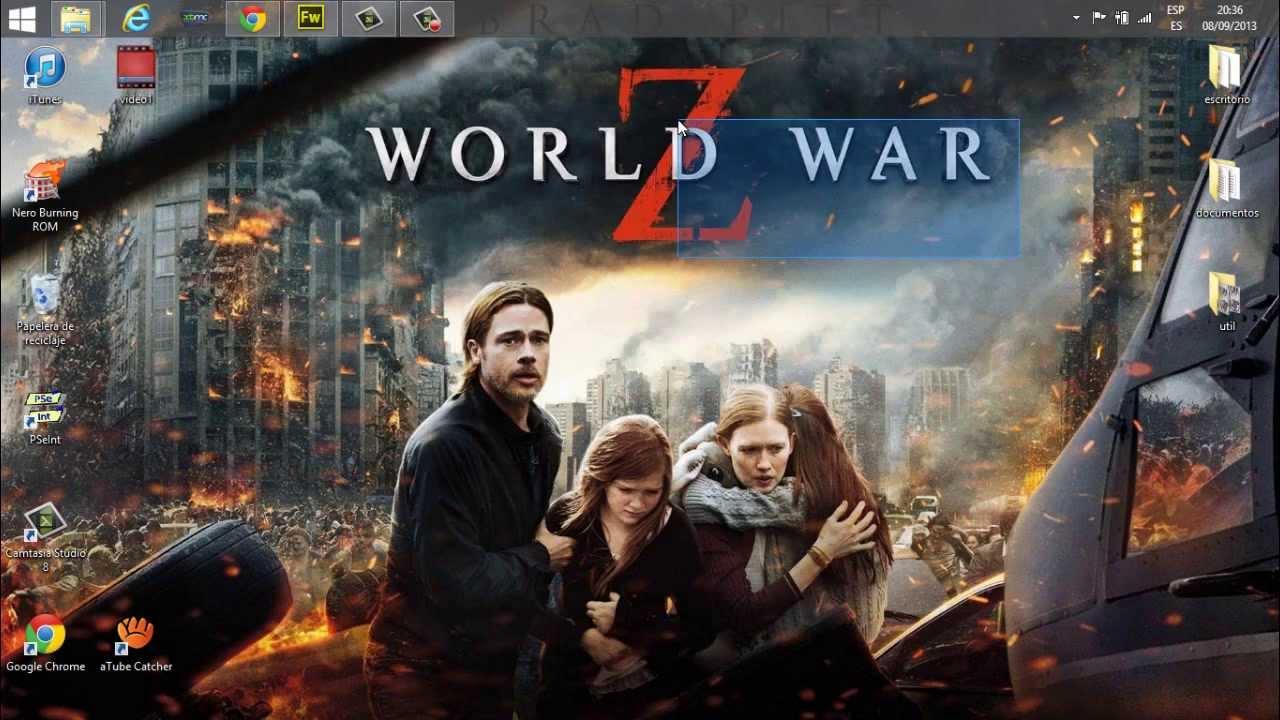 World War Z - Sobrevive a los muertos