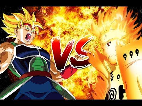 bardock vs minato namikaze quien ganaria