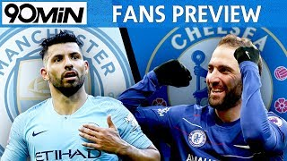 MAN CITY VS CHELSEA! Are Chelsea good enough to beat Man City to help Liverpool in the title race!?