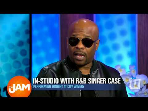 In-Studio with R&B Singer Case | Performing Tonight at City Winery