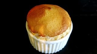 2 INGREDIENT MAPLE SOUFFLE